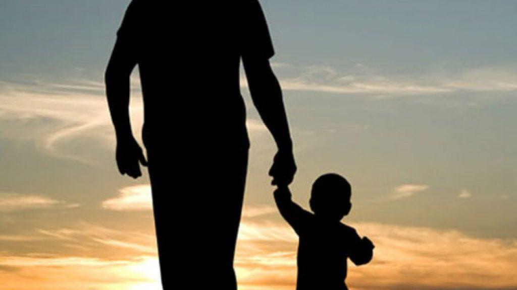 Mintys apie tėvą