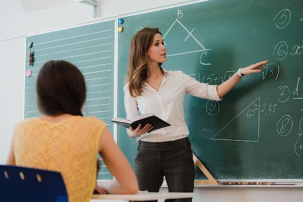 mokytoja