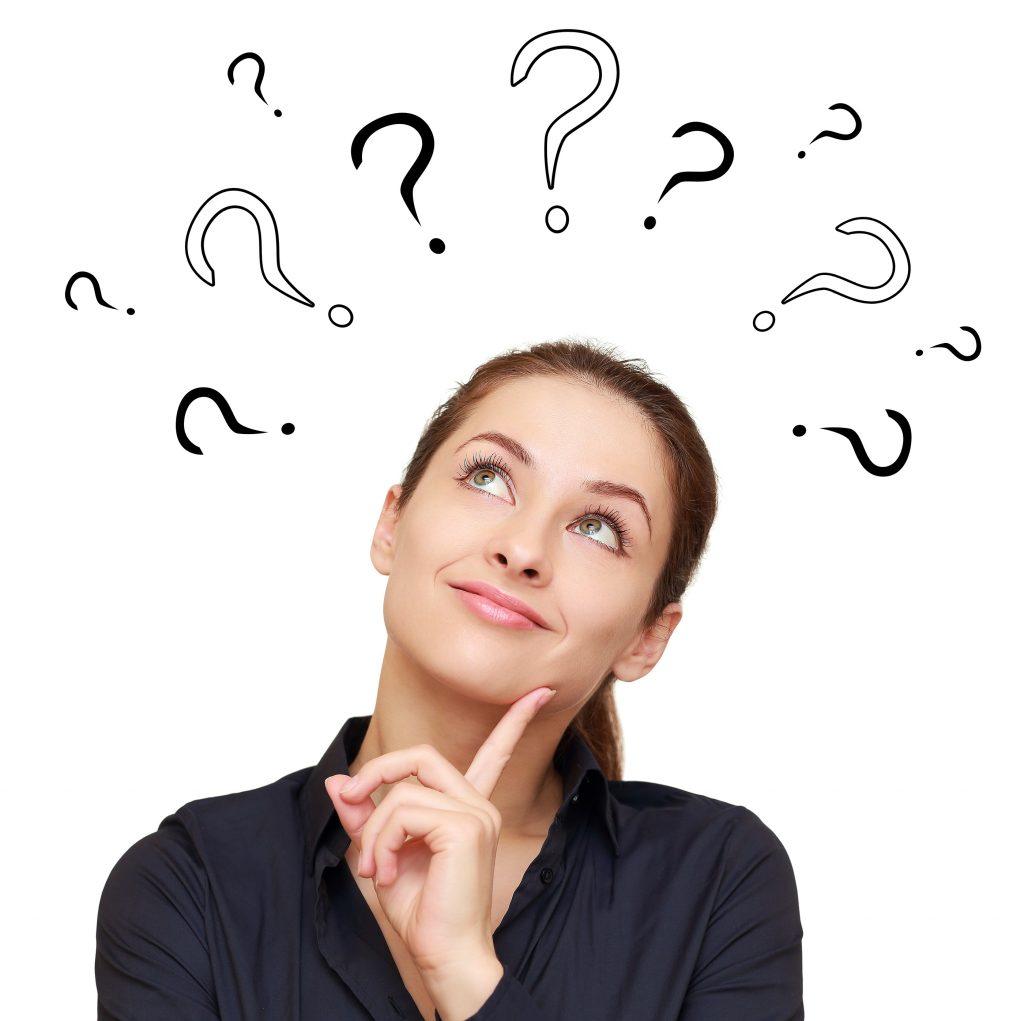 Top 5 moterų klausimai vyrams