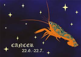 Vėžys horoskopas