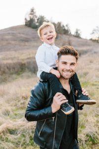 sūnus ir tėvas