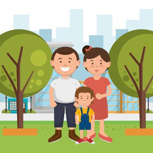 tėvai ir sūnus