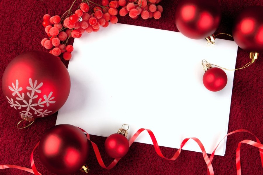 Kalėdiniai sveikinimai