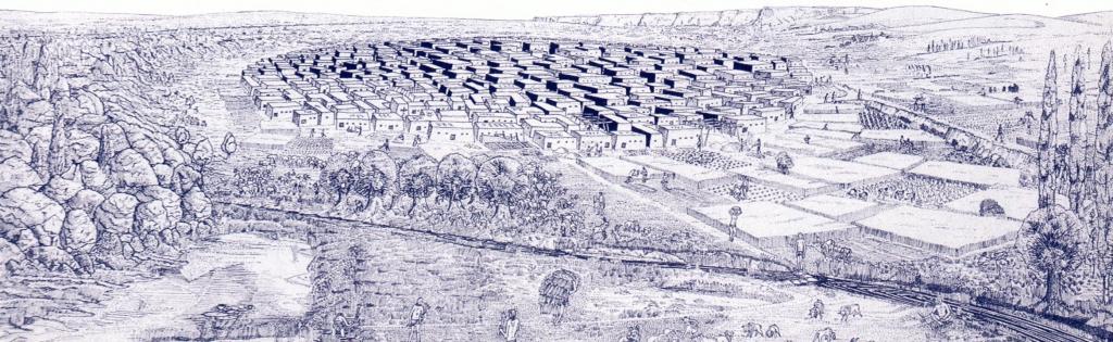 Medžiotojų rankiotojų gyvenvietė
